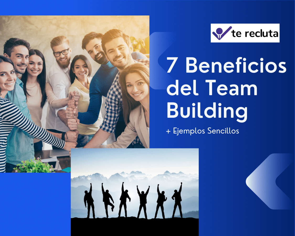 Beneficios de hacer team building