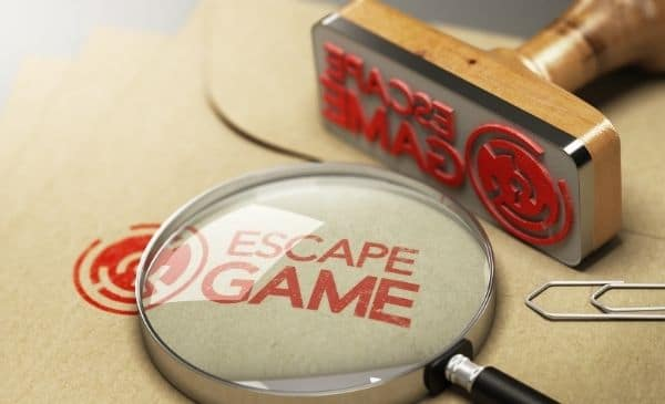 escape room team building